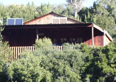 Bushmans log cabin - 10