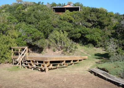 Bushmans log cabin - 18