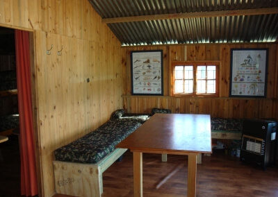 Bushmans log cabin - 21