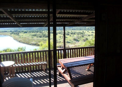 Bushmans log cabin - 23