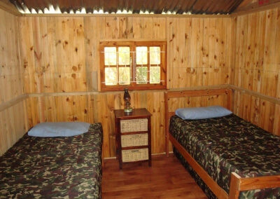 Bushmans log cabin - 25