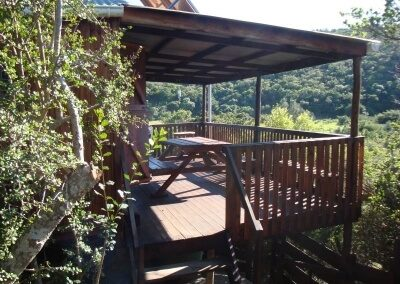 Bushmans log cabin - 33