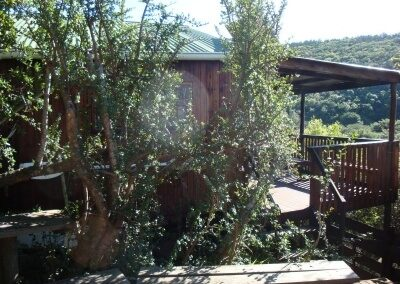 Bushmans log cabin - 34