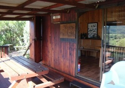 Bushmans log cabin - 41