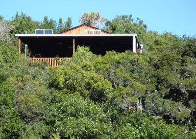 Bushmans log cabin - 44
