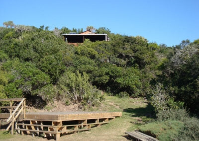 Bushmans log cabin - 45