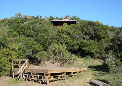 Bushmans log cabin - 46